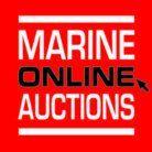 Marine online auctions logo