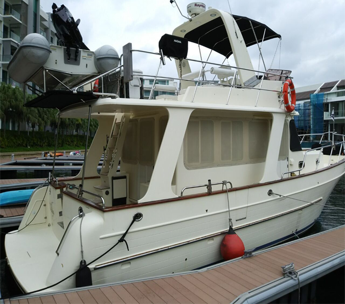 Trawler boats for sale Singapore  Online Boat Auctions Asia
