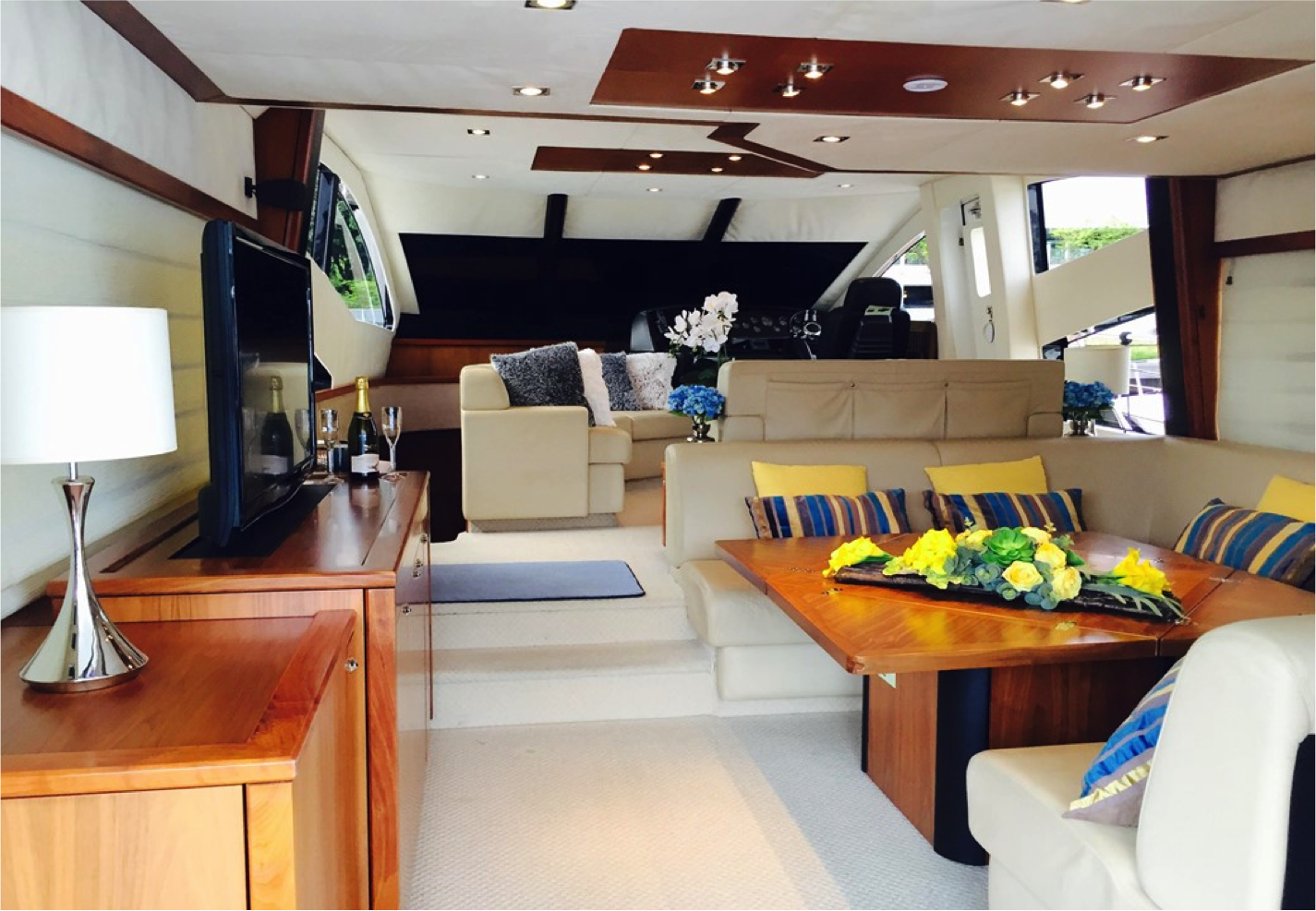 2009 Sunseeker Manhattan 60