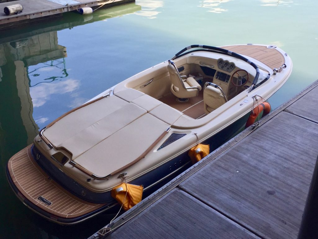 2015 Chris Craft Capri 21
