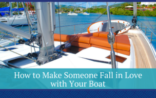 How to make someone fall in love with your boat