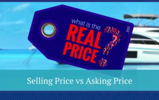 Selling Price vs Asking Price