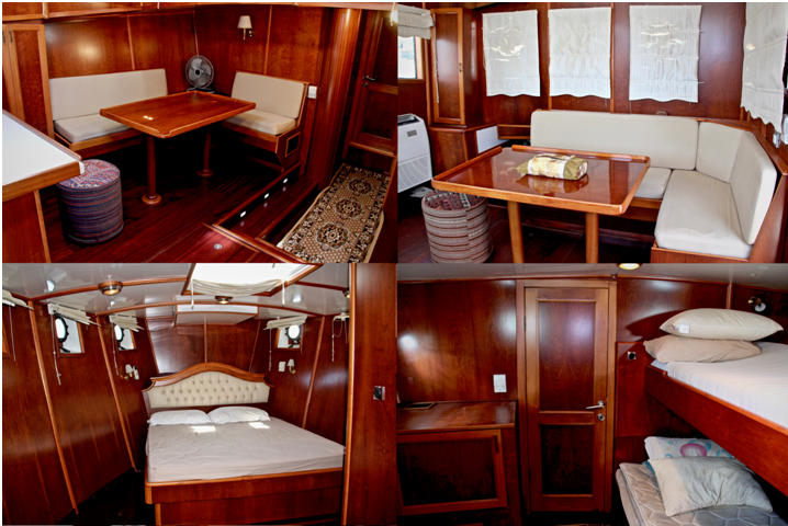 George Buehler yacht for sale