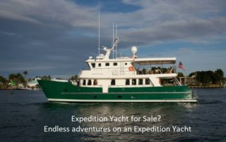 Expedition Yacht for Sale? Endless adventures on an Expedition Yacht