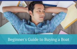Beginner's Guide to Buying a Boat