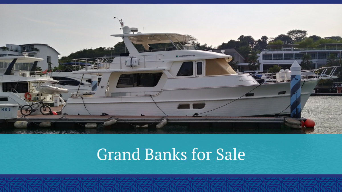 Banks For Sale >> Grand Banks For Sale Basco