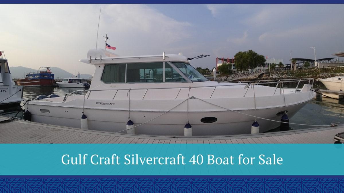 Gulf Craft Silvercraft 40