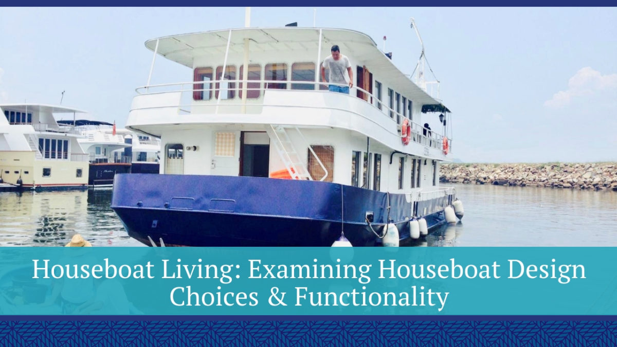Houseboat Design