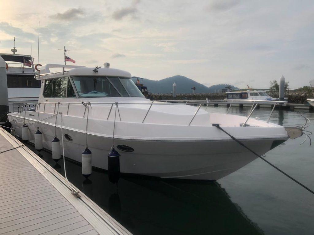 "Gulf Craft Silvercraft 40 ""Ocean 8"""