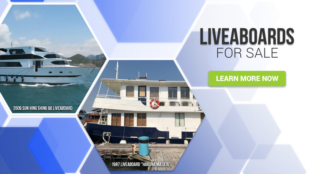 Liveaboards for Sale