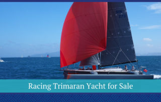 2006 Racing Trimaran TANTRUM TOO