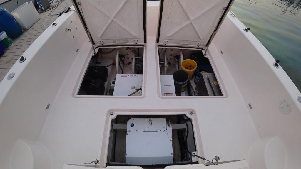 Gulf Craft Silvercraft 40 - Seakeeper Gyro 3 Fitted