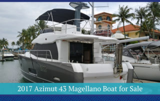 Azimut 43 Magellano Boat for Sale