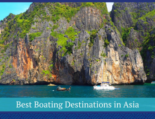 Best Boating Destinations in Asia