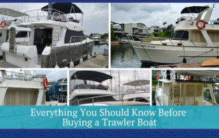 Buying a Trawler Boat