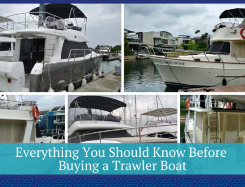 Everything You Should Know Before Buying a Trawler Boat