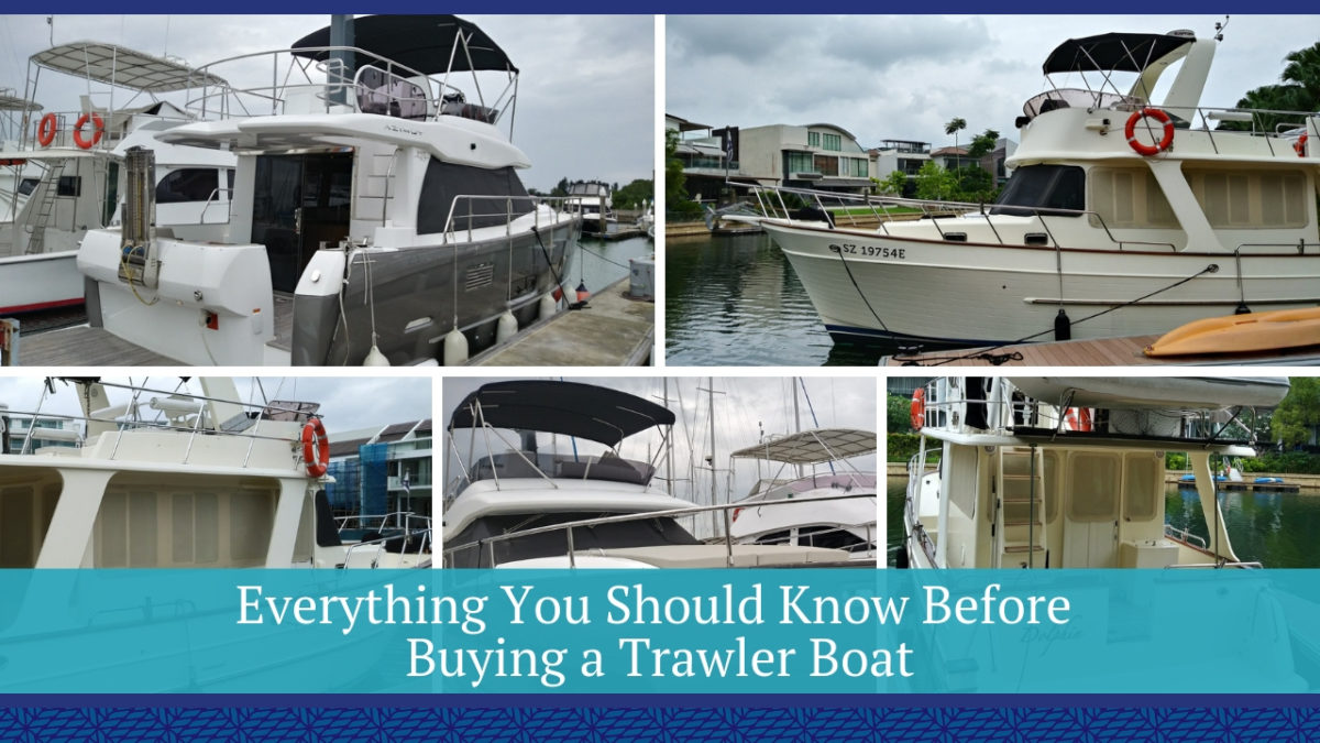 Buying a Trawler Boat