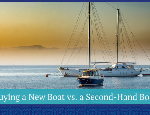 Buying a New Boat vs. a Second-Hand Boat