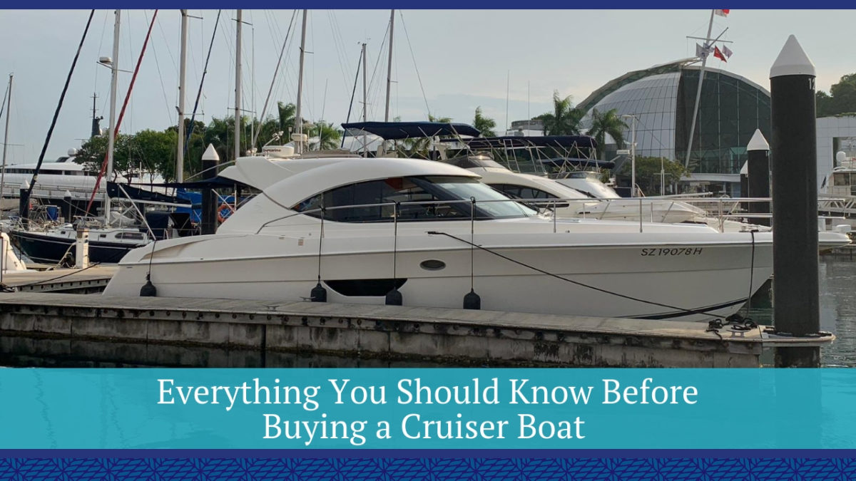 buying a cruiser boat