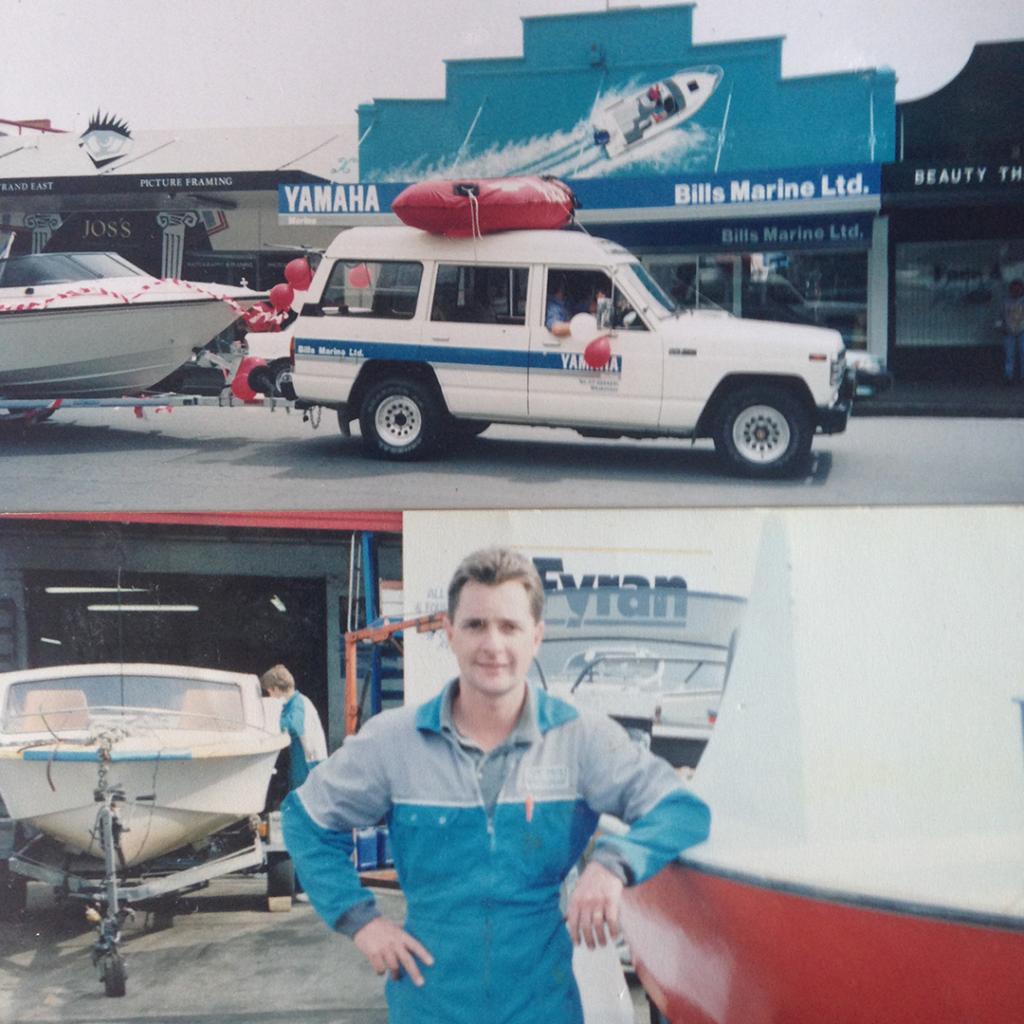 William Schick Bills Marine Ltd