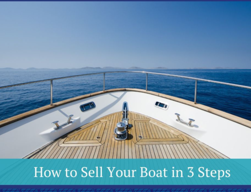 How to Sell Your Boat in 3 Steps