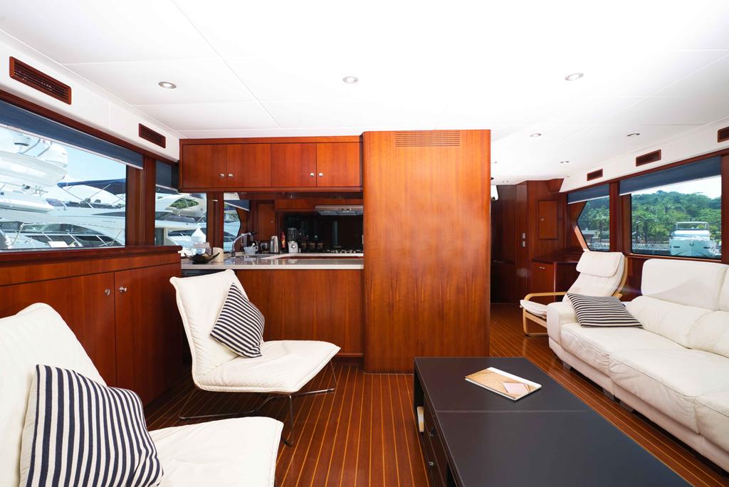 2009 Bruce Roberts TY620 65' Trawler Boat