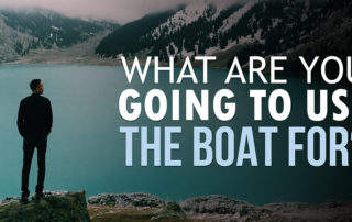 [Part 1] The 4 Key Questions Before You Buy a Boat - #1
