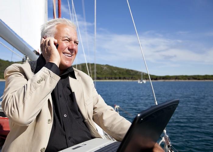 Senior Boat Advisers.
